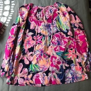 Lilly Willa top